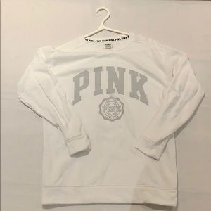 PINK Victoria Secret Crew Neck Sweater